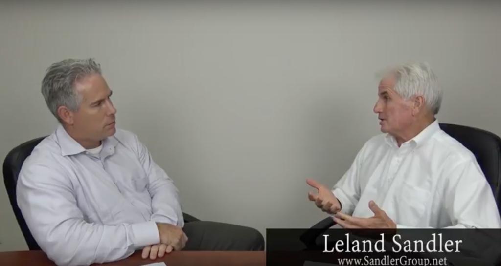 Leland Sandler San Diego